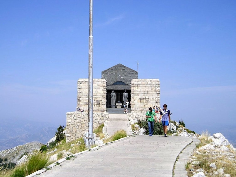 Show item 1 of 4. Cetinje and National Park Lovcen Day Trip from Montenegro