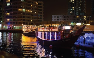 Dhow Cruise Dinner in Creek