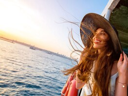 A Sunset Cruise on the Bosphorous