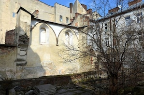 Lviv Jewish History Private Walking Tour