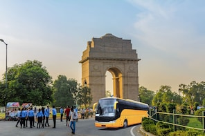 Hop On and Hop Off A Day tour of Delhi