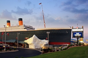 Titanic Museum Attraction - Branson, MO