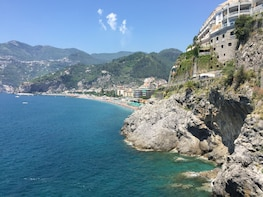 See the Amalfi Coast on a Private Boat Tour from Maiori