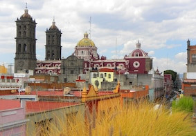 Day Trip to Puebla & Cholula from Mexico City
