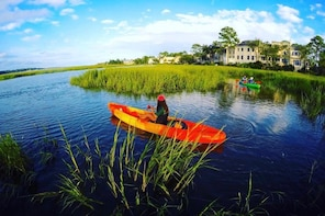 Hilton Head Island Kayaking Tour