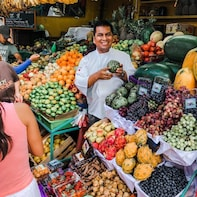 Peruvian Cooking Lessons + Local Market Tour & Exotic Fruit