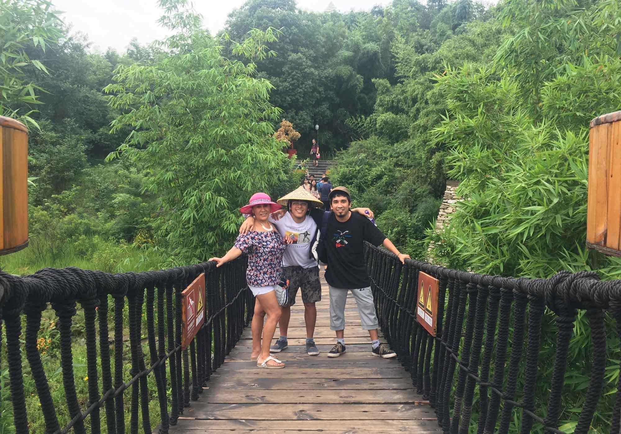 Chengdu Private Tour of Qingcheng Mountain and Dujiangyan