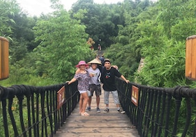 Chengdu Private Tour of Qingcheng Mountain and Dujiangyan