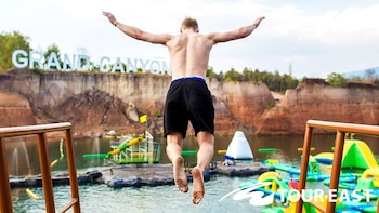 Grand Canyon Water Park Ticket with Transportation
