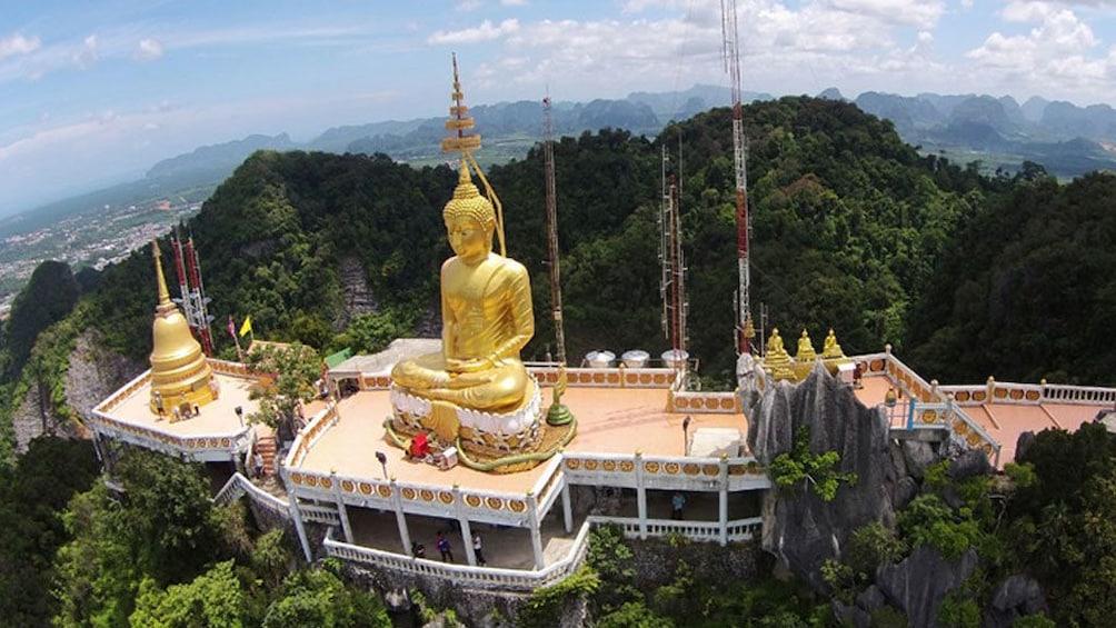 Show item 5 of 7. Jungle Tour to Emerald pool, Krabi Hot Spring waterfall