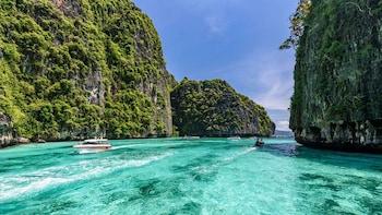Early Bird Phi Phi Island & 4 Islands Tour From Krabi