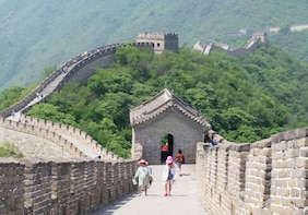 Ming Tomb and Mutianyu Great Wall Bus Tour