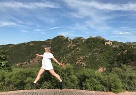 Beijing Group Tour of Jinshanling Great Wall Hiking