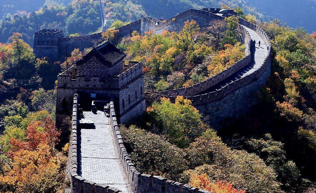 Private Tour: Beijing Layover Tour to Mutianyu Great Wall