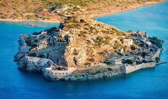 Spinalonga – Agios Nikolaos from Chania