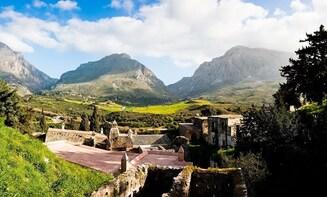 Gorge of Kroutaliotis, Preveli Monastery, Damnoni Beach, Spi