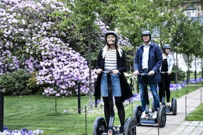 Cruise Copenhagen on a Guided Segway Tour in 2hrs