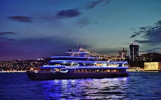 Bosphorus Dinner Cruise & Night Show