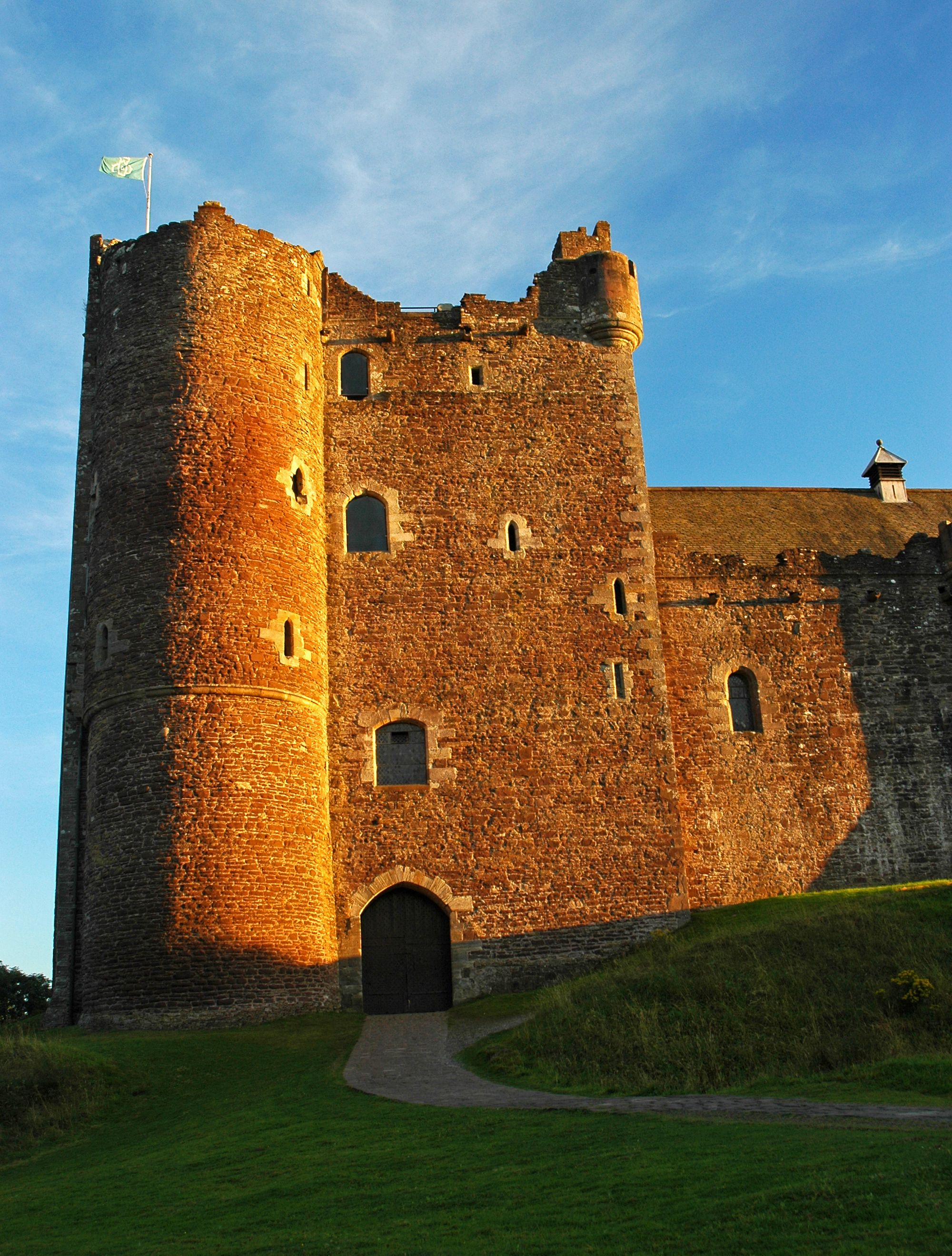 Castles & Lochs of the Western Highlands with hotel pick-up