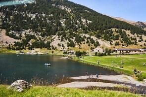 Pyrenees: Vall de Núria