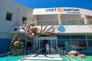 Dinosaur Park & Creta Aquarium Private Tour