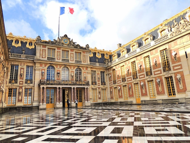 Show item 2 of 9. VIP Skip the line Guided Tour of Versailles Castle