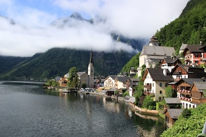 ALPINE PANORAMIC TOUR TO HALLSTATT, INCL. ENTRANCE TO ABBEY