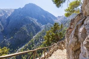 Samaria Long Way from Rethymno