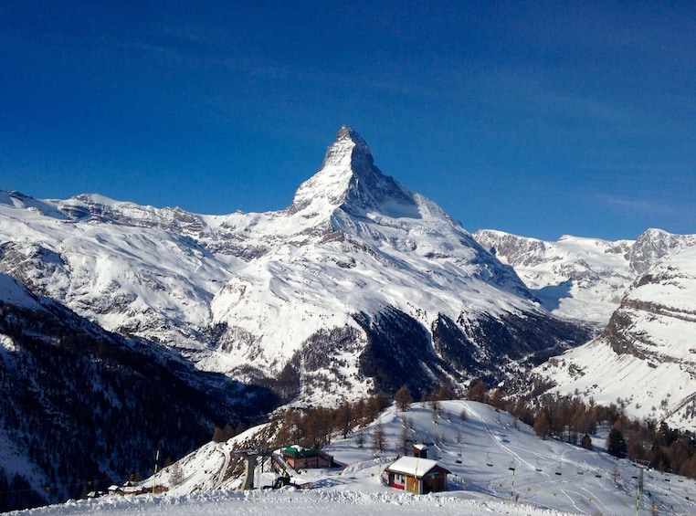 Show item 3 of 10. Zermatt & Gornergrat (Matterhorn area)