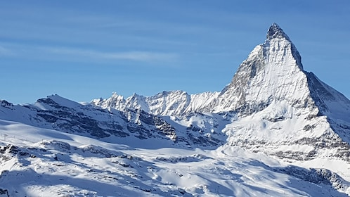 Zermatt & Gornergrat (Matterhorn area) from Basel