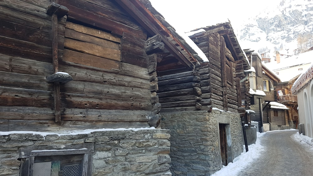 Show item 2 of 10. Zermatt & Gornergrat (Matterhorn area) from Zurich