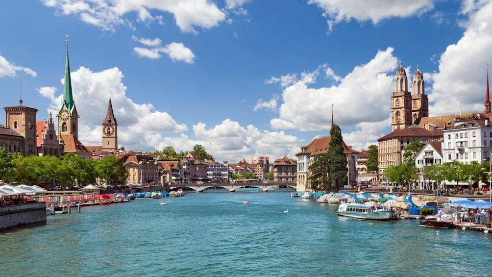 Show item 1 of 9. Zürich city tour - 4 hours private tour