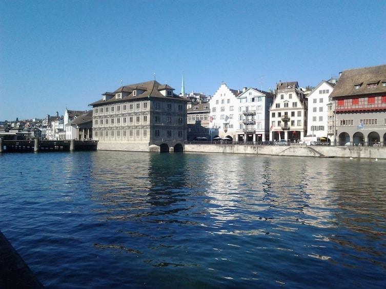 Show item 5 of 9. Zürich city tour - 4 hours private tour