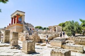 Spinalonga – Agios Nikolaos – Knossos