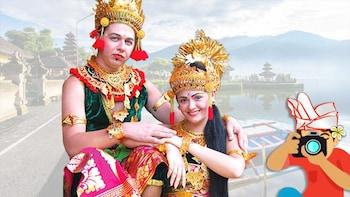 Amazing Traditional Balinese Photo Costumes