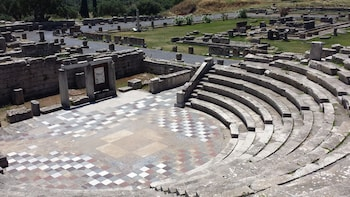 Ancient Messene Day Trip (Small Group) from Kalamata