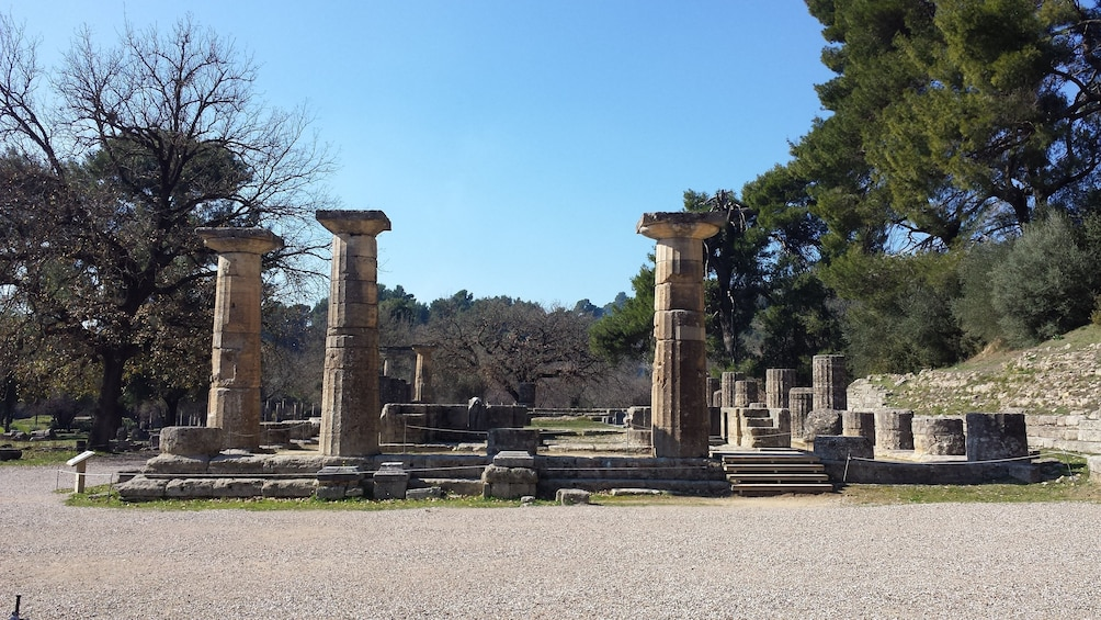 Show item 2 of 8. Ancient Olympia Day Trip (Small Group) from Kalamata