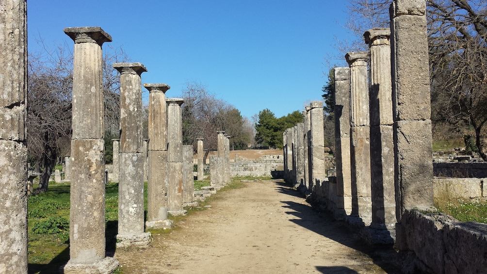 Show item 3 of 8. Ancient Olympia Day Trip (Small Group) from Kalamata