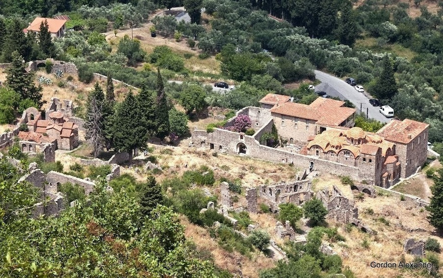 Show item 1 of 7. Mystras Day Trip (Small Group) from Kalamata