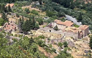 Mystras Day Trip (Small Group) from Kalamata