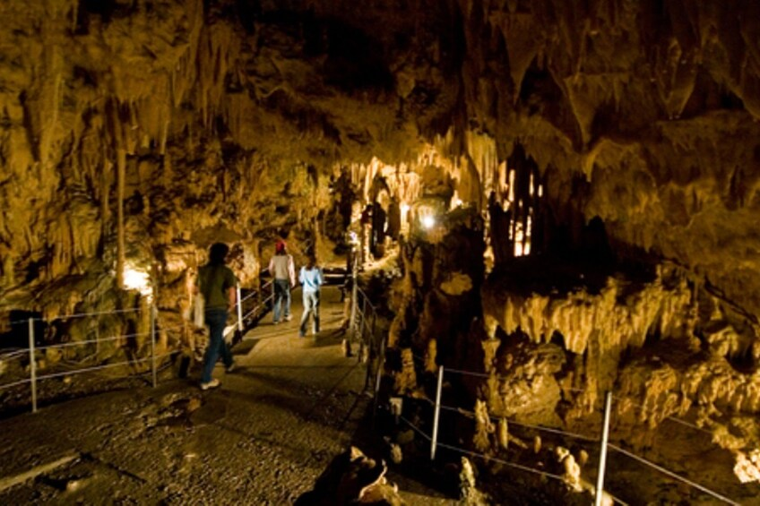 Show item 7 of 7. Dyros Caves & Mani Day Trip (Small Group) from Kalamata