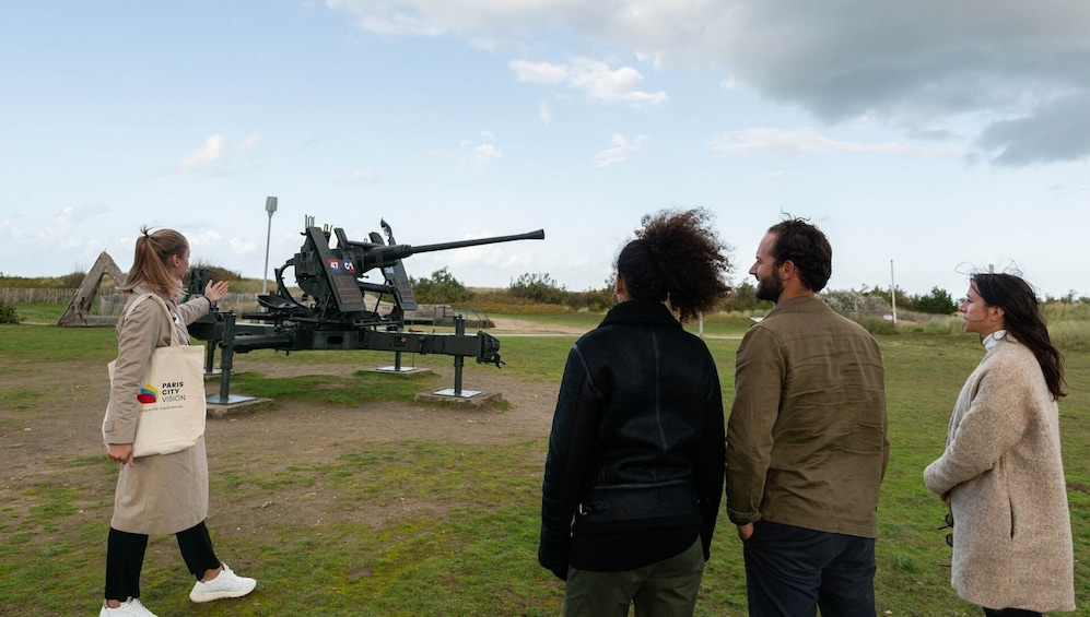 Show item 9 of 9. Private Guided Normandy D-Day Tour from Paris