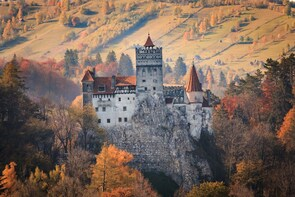Day Trip to Dracula's Castle- Small group tour