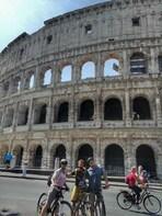 Tour of Rome # 4-hours e-Bike or Bike Tour