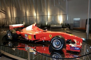 Ferrari World Abu Dhabi with Private Transfers from Dubai
