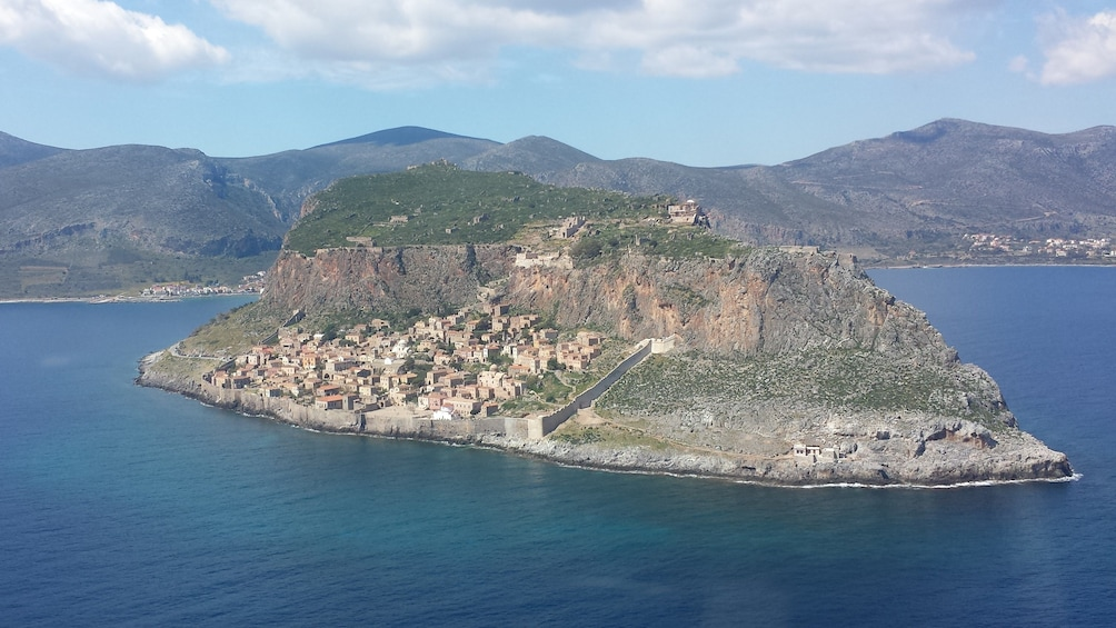 Show item 1 of 5. Monemvasia Day Trip (Small Group) from Kalamata
