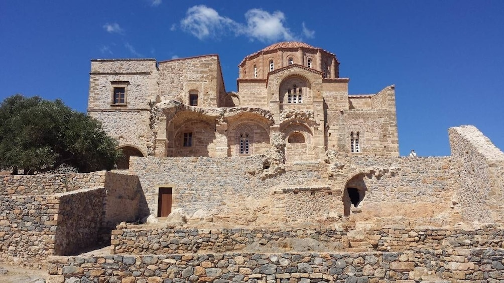 Show item 3 of 5. Monemvasia Day Trip (Small Group) from Kalamata