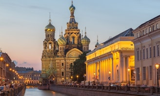 St Petersburg 2-Day Visa-Free Tour with Dinner in the City