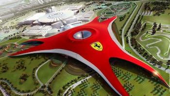 Ferrari World Adventures