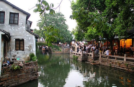 Suzhou Highlights Private Day Tour from Shanghai